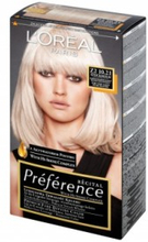 L'Oreal Preference Z2 10.21 Stockholm Very Light Pearl Blonde 1 st