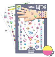 Tatueringar smycken