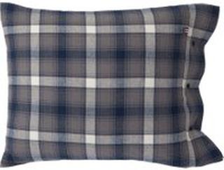 Blått Lexington sengetøy pute
