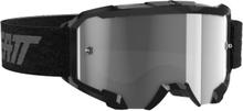 Leatt Velocity BMX Briller, Black Light Grey