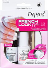 Depend, French Look Gel Kit,