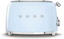 Smeg - Retro Toaster 4 Slices, Pastel Blue
