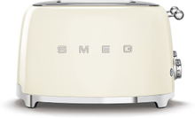 Smeg - Retro Toaster 4 Slices, Cream