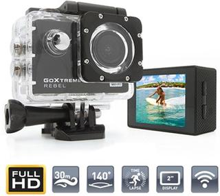 GoXtreme Rebel Full HD Action Kamera - Sort