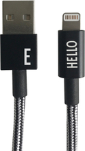 Design Letters - MyCable Lightning Cable, E