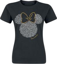 Minni Mus - Love -T-skjorte - svart