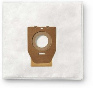 Støvsugerpose | 4 stk | Syntetisk | Mest solgt for: Philips | Hvid