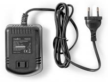 Effektomvandlare   230 V AC – 110 V AC   75 W   Ojordad USA-utgång