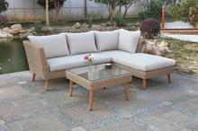 Askeröd utemöbelgrupp soffa med bord - Natur konstrotting