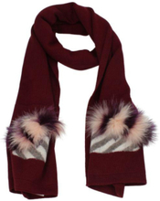 Scarves Women Red