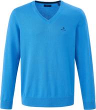 V-ringad tröja från GANT blå