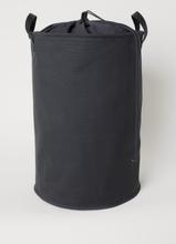 H & M - Skittentøypose i bomullstwill - Grå
