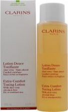 Clarins Extra-Comfort Toning Lotion Kuiva/Herkkä Iho 200ml