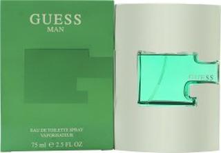 Guess Guess Man Eau de Toilette 75ml Sprej