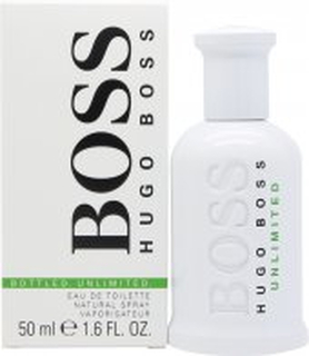 Hugo Boss Boss Bottled Unlimited Eau de Toilette 50ml Sprej