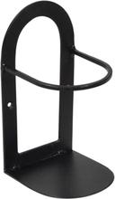 Vinhållare - vägghängd (svart)