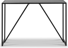 Lazio skrivbord - Brunbetsad ek