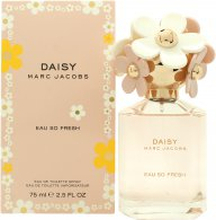 Marc Jacobs Daisy Eau So Fresh Eau de Toilette 75ml Suihke
