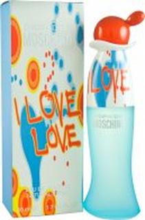 Moschino Cheap & Chic I Love Love Eau de Toilette 50ml Sprej