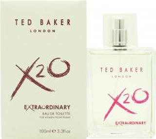 Ted Baker X20 Extraordinary for Women Eau de Toilette 100ml Sprej