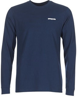 Patagonia Langærmede T-shirts LS P6 LOGO RESPONSIBILI-TEE Patagonia