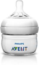 Philips Avent Naturliche Futterung-Flaschen Futterungen fruheste 60ml sanfte Stromung Zitze