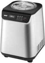 Unold 48825, Glassmaskin med kompressor, 1,2 l, 30 min, 1 hoar, LCD, Plast