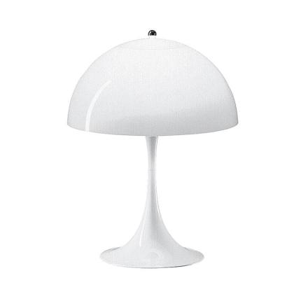 Panthella Hvid Bordlampe - Lampan