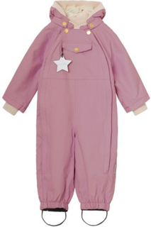 Mini A Ture Wisto parkdress baby og barn, Lilas Rose