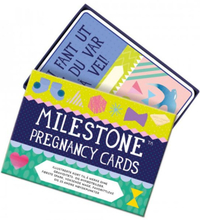 Milestone gravid kort