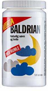 Vitalia Baldrian 120 stk