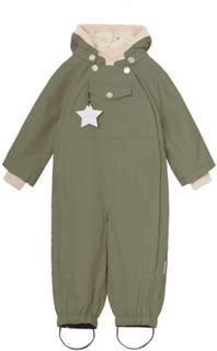 Mini A Ture Wisto parkdress baby og barn, Deep green