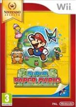 Super Paper Mario - Wii - Action