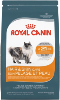 Royal Canin Hair & Skin Care, Vuxen, 10 kg, Hud och päls, Vitamin A,Vitamin B1,Vitamin B12,Vitamin B2,Vitamin B3,Vitamin B5,Vitamin B6,Vitamin B9 (fo
