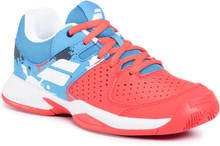 Skor BABOLAT - Pulsion All Court Jr 32S20482 Tomato Red/Blue Aster