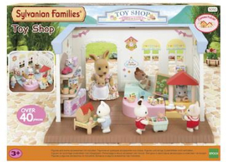 Sylvanian Families Toy Shop 5050