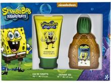 Nickelodeon SpongeBob SquarePants EDT & Shower Gel 50 ml + 75 ml