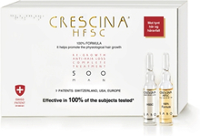 Crescina re-growth 500 man - utsolgt