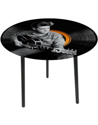 Elvis Presley Glasbord 50 cm