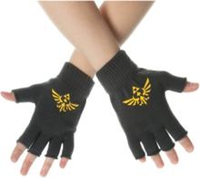 - Fingerless Gloves with Wingc - Käsineet