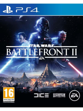 Star Wars: Battlefront II (2017) - Sony PlayStation 4 - Action - Proshop