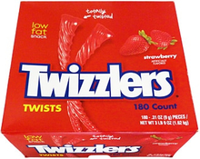 Twizzlers Strawberry 180st Box