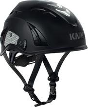 KASK PLASMA HI VIZ-serien Skyddshjälm med reflex