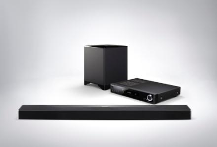 Onkyo LS7200-B Black WiFi BT