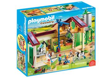 Playmobil 70132 Bondegård med dyr - playmobilbutikken