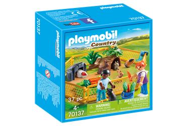 Playmobil 70137 indhegning med gnavere - playmobilbutikken