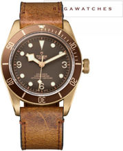 Tudor Heritage Black Bay Bronze 79250BM - BEGAGNAD (9/10)