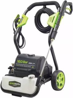 Greenworks elektrisk højtryksrenser GPWG8 160 bar 3000 W 5100907
