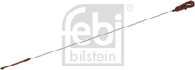 Oljemätsticka FEBI BILSTEIN 47301