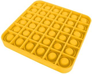 Pop It Leksak Fidget Toys - Fyrkant Bubble Push Pop Leksak Ce Turkos